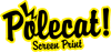 polecat screen print logo